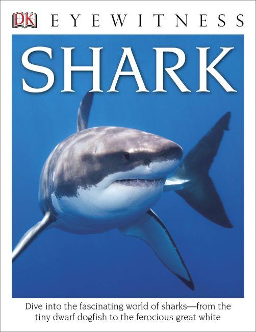 Paperback cover of DK Eyewitness Books: Shark