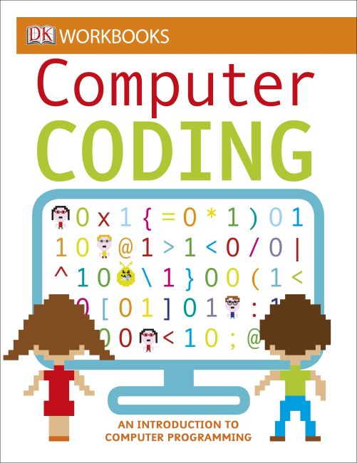 Paperback cover of DK Workbooks: Computer Coding