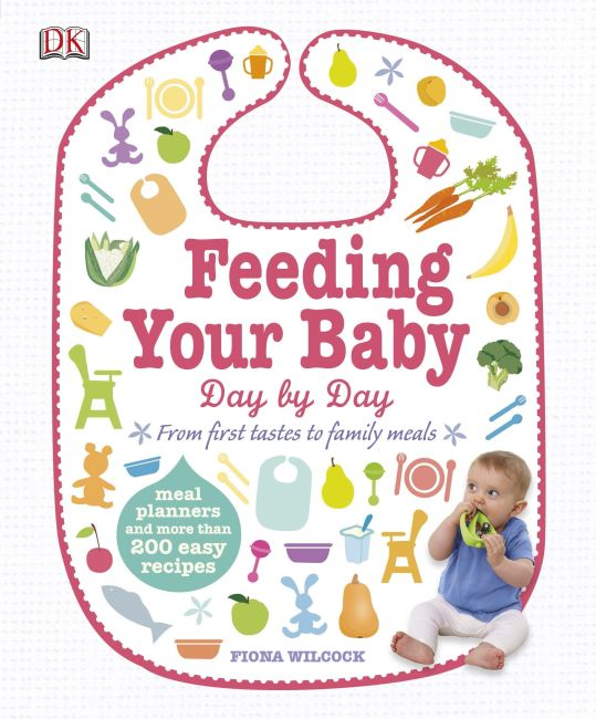 eBook cover of Feeding Your Baby Day by Day