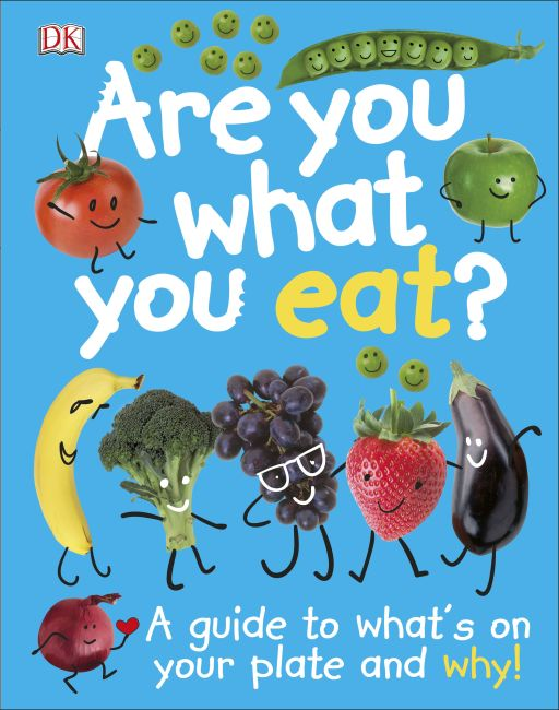 Hardback cover of Are You What You Eat?