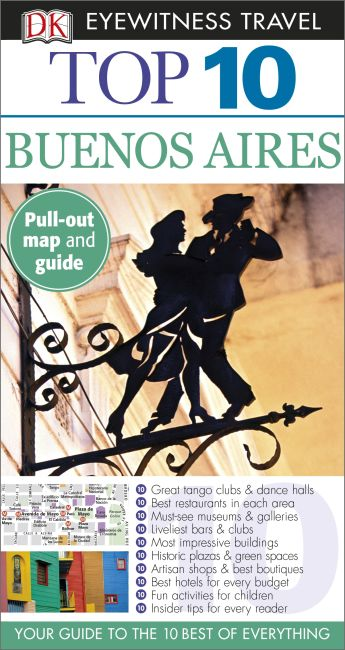 Paperback cover of Top 10 Buenos Aires
