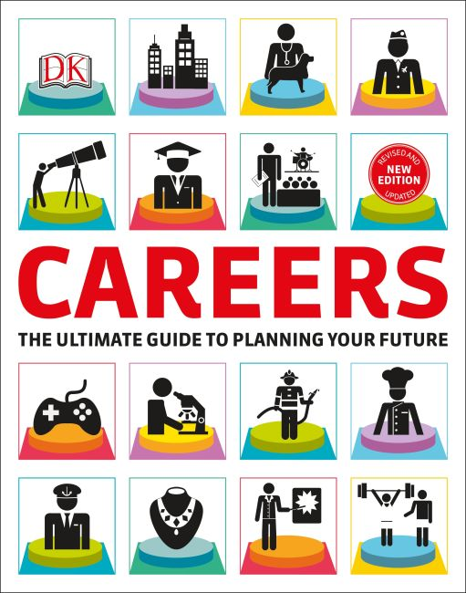 Paperback cover of Careers