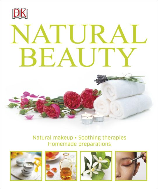 Hardback cover of Natural Beauty