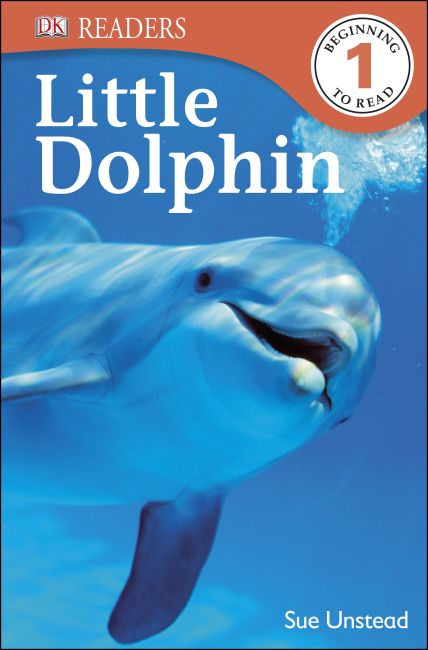 eBook cover of DK Readers L1: Little Dolphin