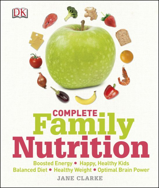 eBook cover of Complete Family Nutrition