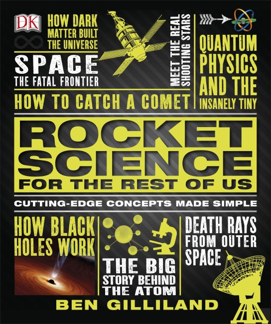 Paperback cover of Rocket Science for the Rest of Us