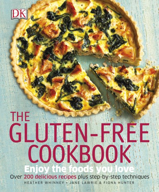 Paperback cover of The Gluten-Free Cookbook