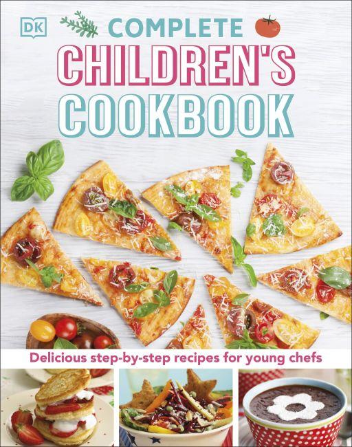 Hardback cover of Complete Children's Cookbook
