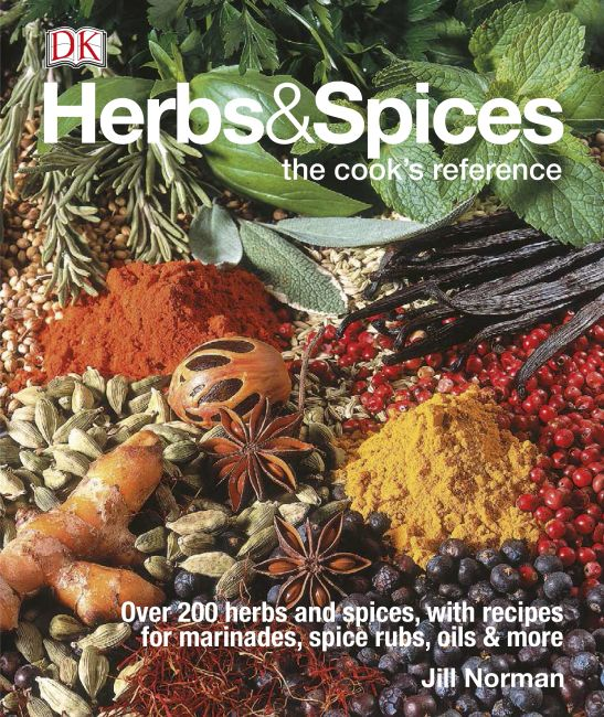 Hardback cover of Herbs & Spices