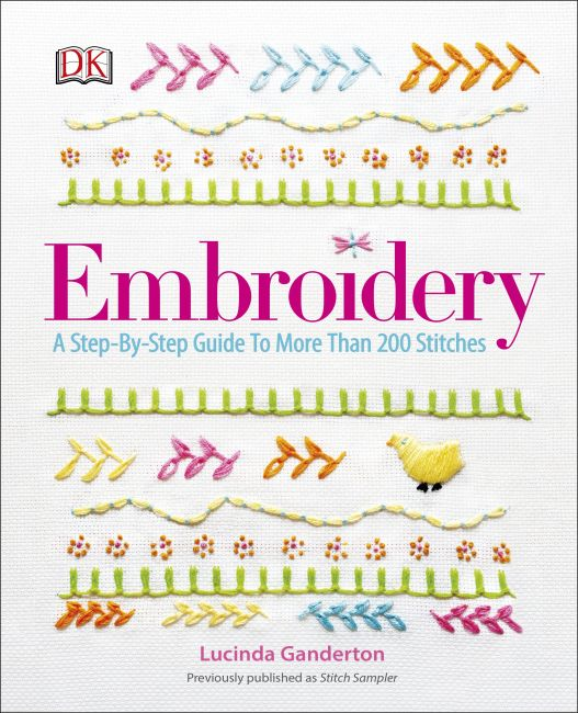 Paperback cover of Embroidery