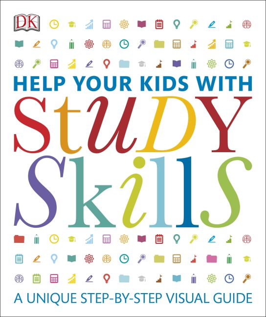 Paperback cover of Help Your Kids with Study Skills