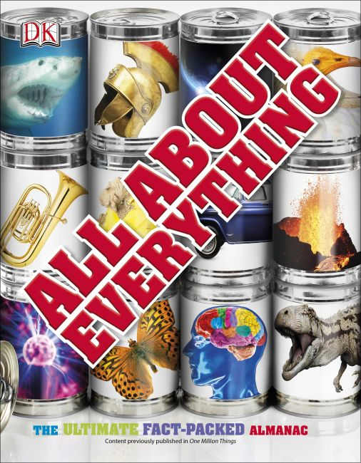 eBook cover of All About Everything