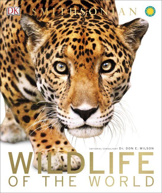 Hardback cover of Wildlife of the World