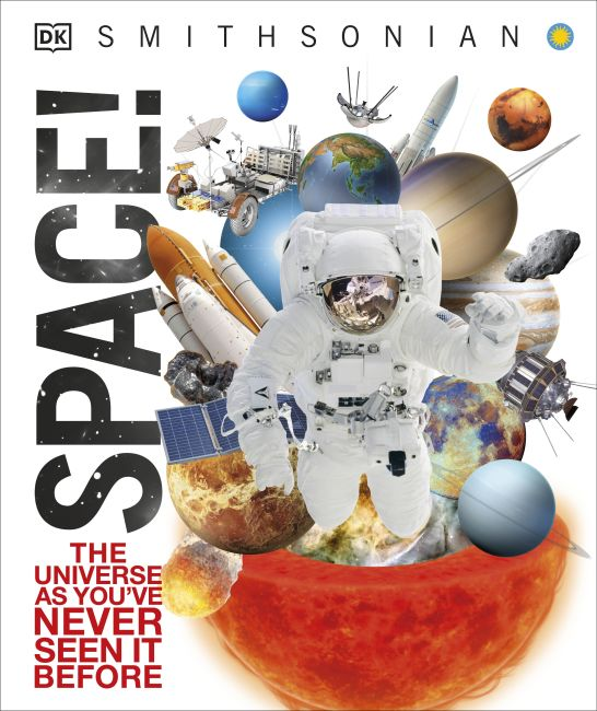 Hardback cover of Space!