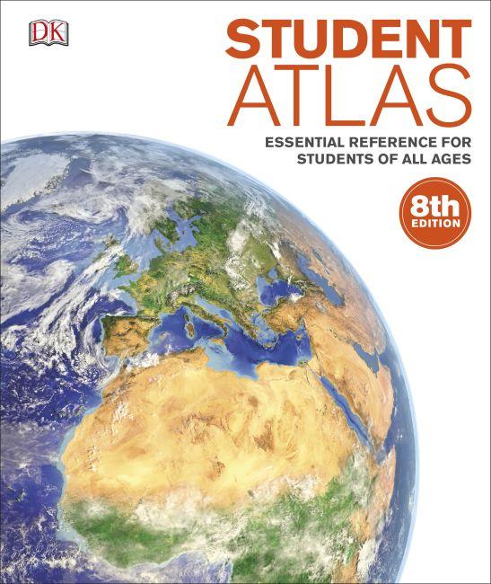 Hardback cover of Student Atlas