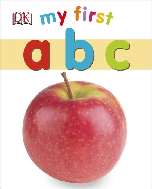 eBook cover of My First ABC