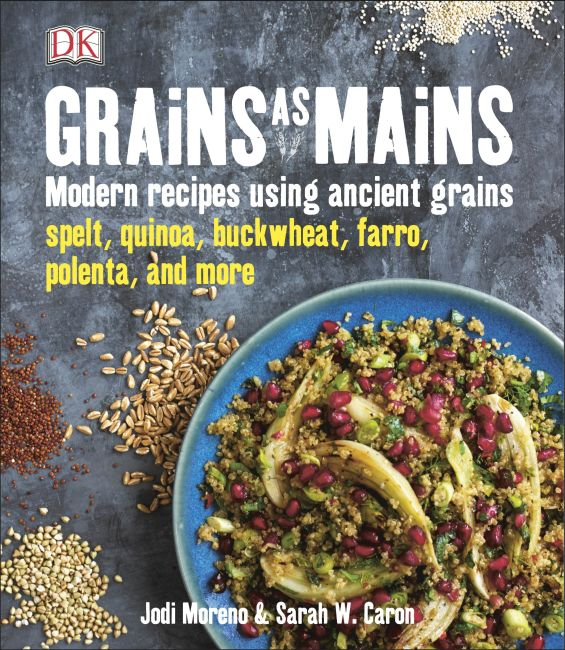 eBook cover of Grains as Mains