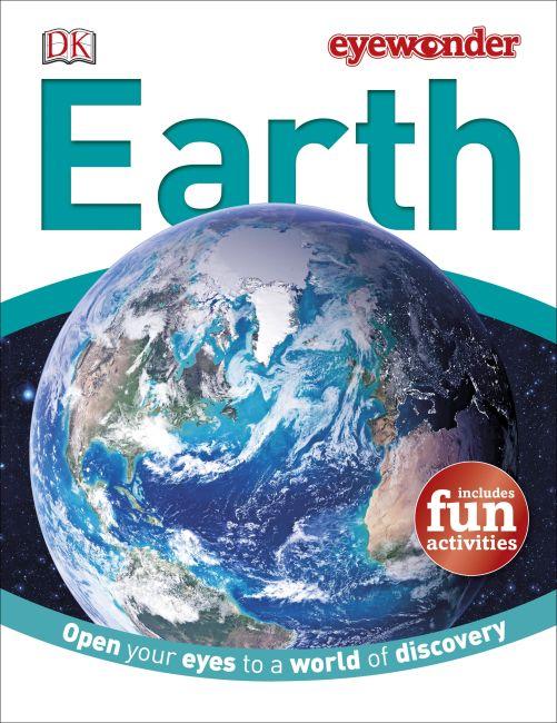 eBook cover of Eye Wonder: Earth