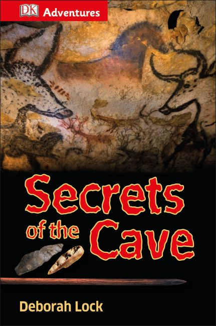 eBook cover of DK Adventures: Secrets of the Cave