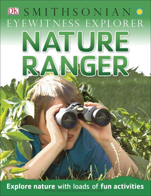 eBook cover of Eyewitness Explorer: Nature Ranger