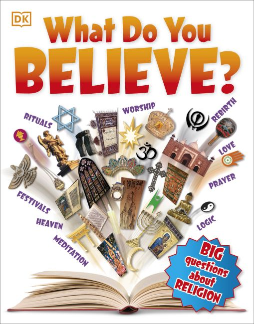 Paperback cover of What Do You Believe?