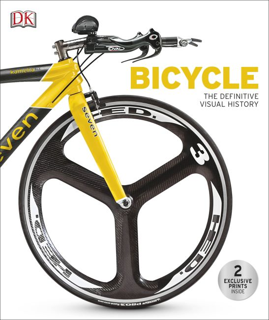 Hardback cover of Bicycle