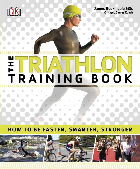 Flexibound cover of The Triathlon Training Book