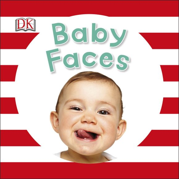 Board book cover of Baby Faces