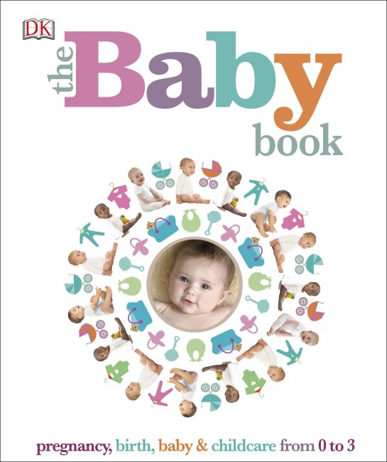 Paperback cover of The Baby Book