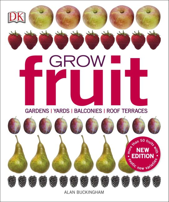 Paperback cover of Grow Fruit