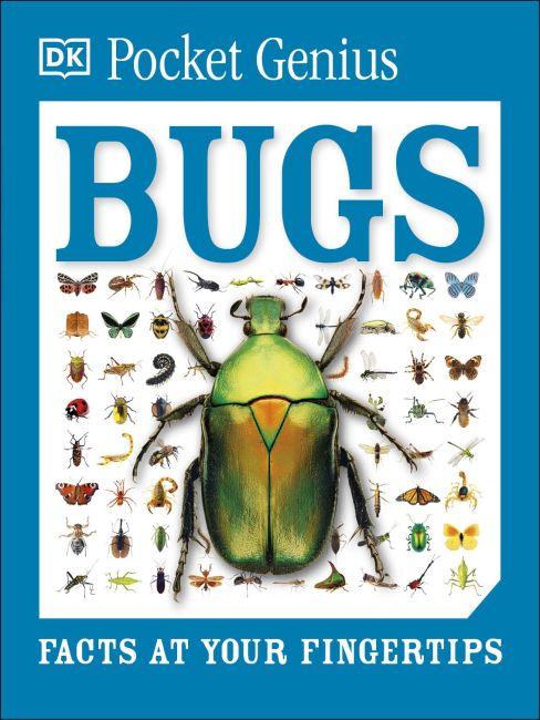 Paperback cover of Pocket Genius Bugs