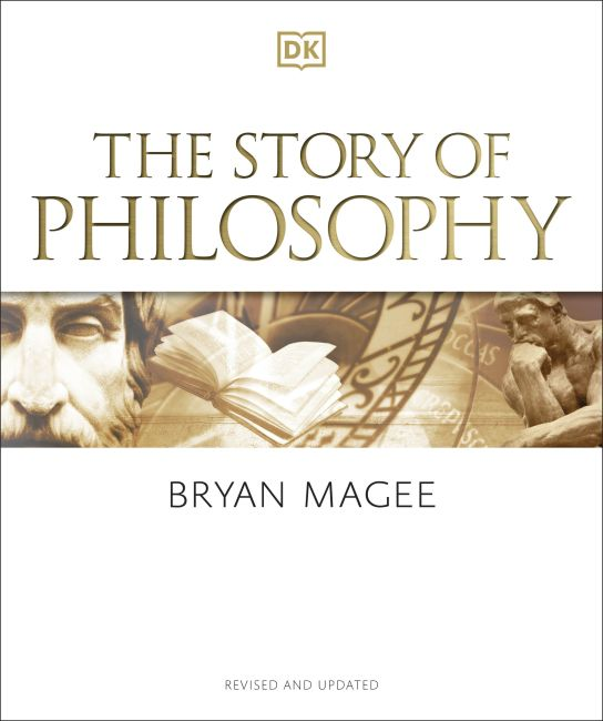Paperback cover of The Story of Philosophy