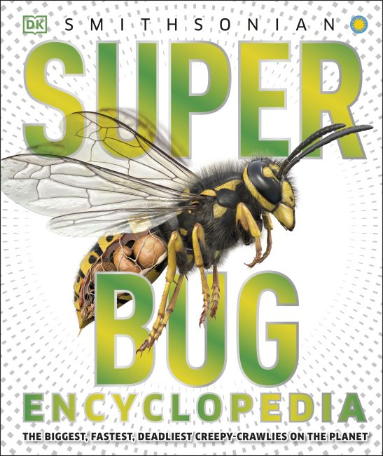 Hardback cover of Super Bug Encyclopedia