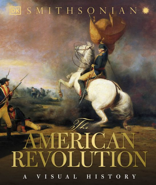 Hardback cover of The American Revolution