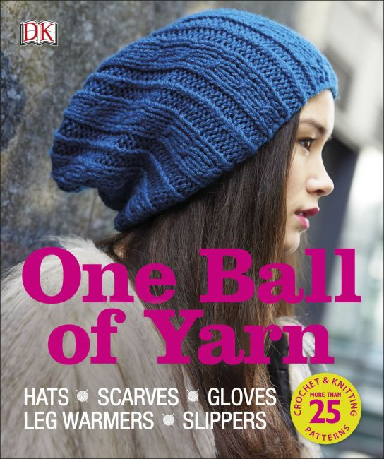 eBook cover of One Ball of Yarn
