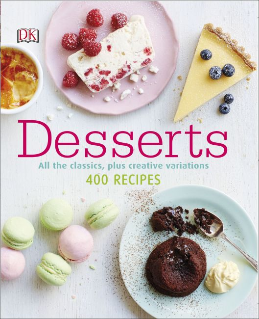 eBook cover of Desserts