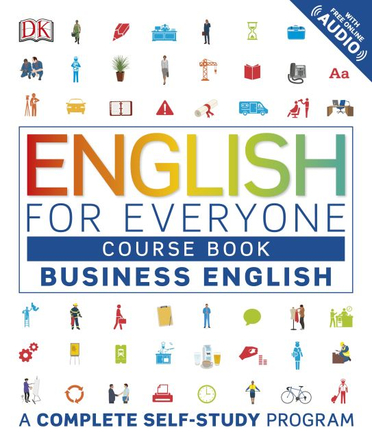 Flexibound cover of English for Everyone: Business English, Course Book