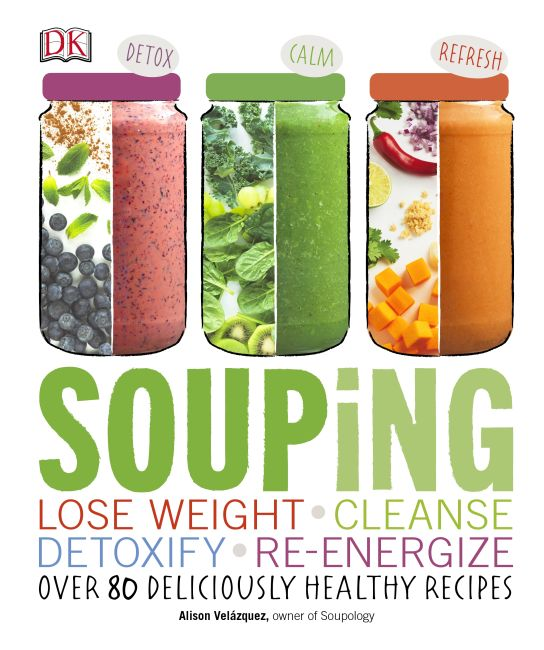 Paperback cover of Souping