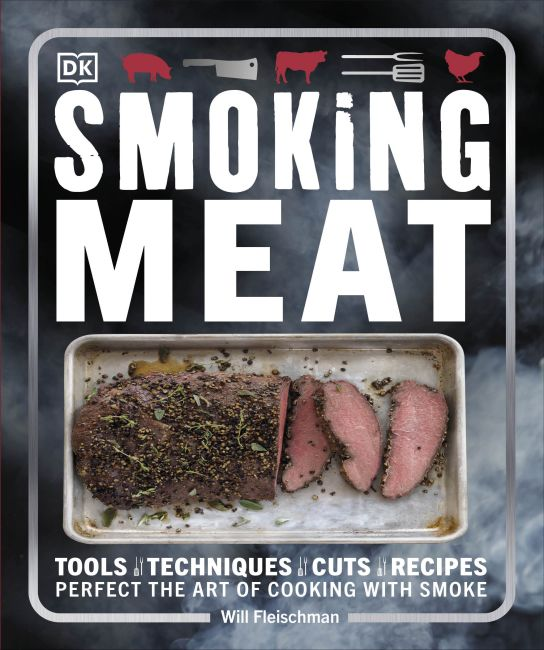 Paperback cover of Smoking Meat