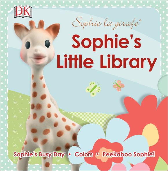 eBook cover of Sophie la girafe: Sophie's Little Library