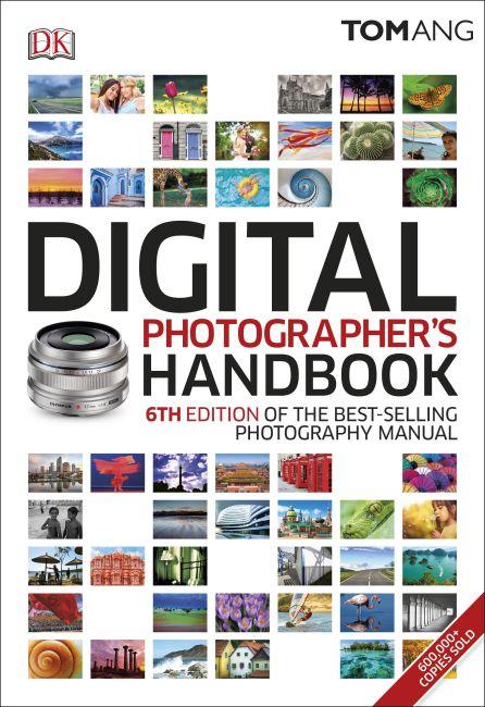 Paperback cover of Digital Photographer's Handbook