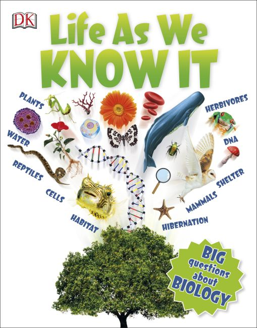 Paperback cover of Life As We Know It