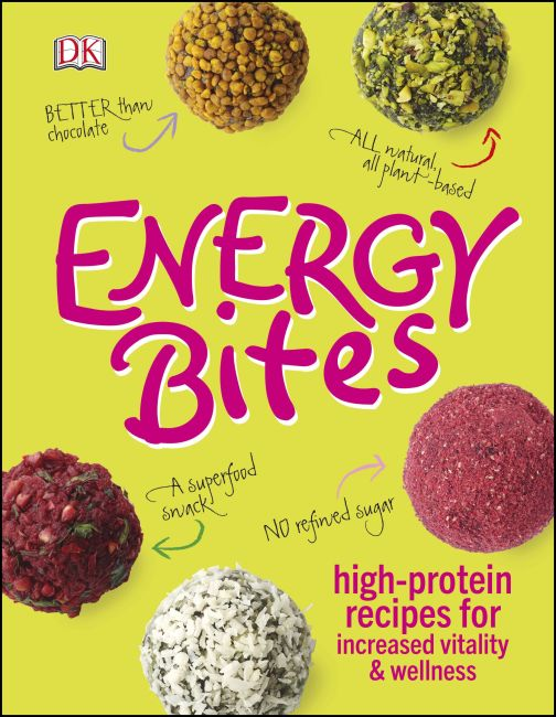 Hardback cover of Energy Bites