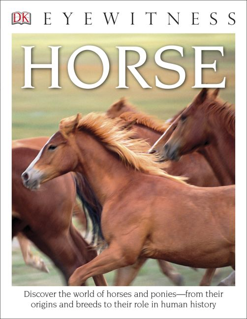 Paperback cover of DK Eyewitness Books: Horse