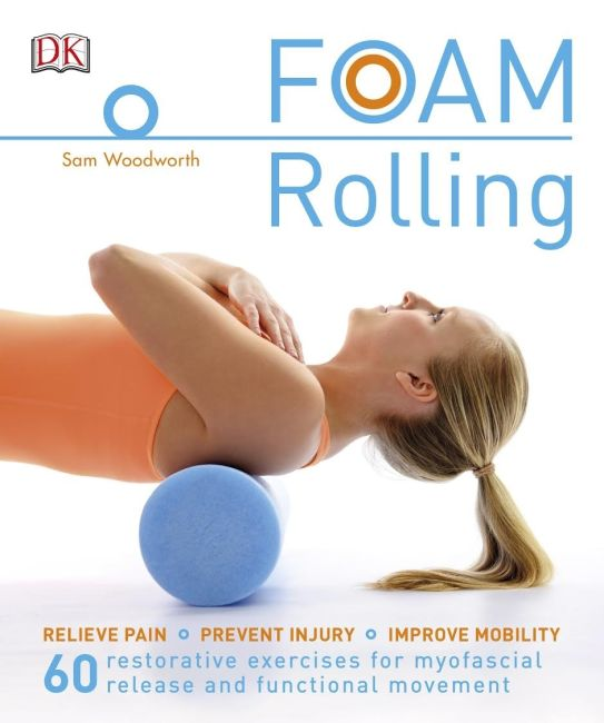 Paperback cover of Foam Rolling