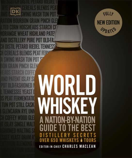 Hardback cover of World Whiskey