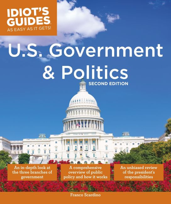 Paperback cover of U.S. Government And Politics, 2nd Edition
