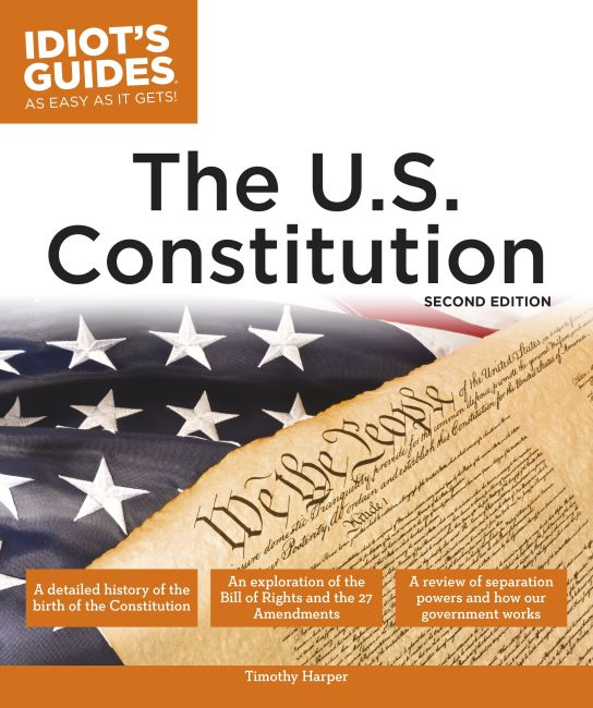 Paperback cover of The U.S. Constitution, 2nd Edition