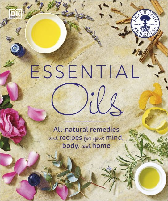 Paperback cover of Essential Oils