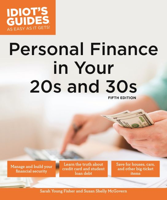 Paperback cover of Personal Finance in Your 20s & 30s, 5E